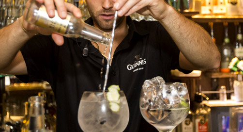 THE IRISH ROVER GinTonic
